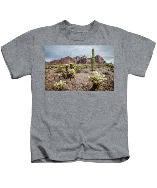The King Of Arizona National Wildlife Refuge Kids T-Shirt