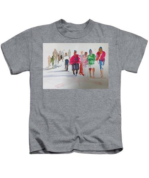 The Ladies Kids T-Shirt