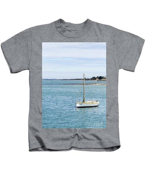 The Little Boat Kids T-Shirt
