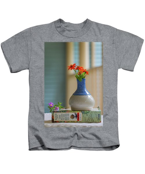 The Little Vase Kids T-Shirt