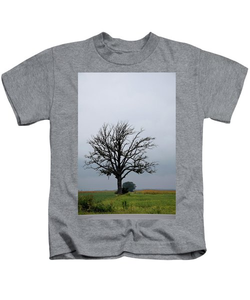 The Lonely Tree Kids T-Shirt
