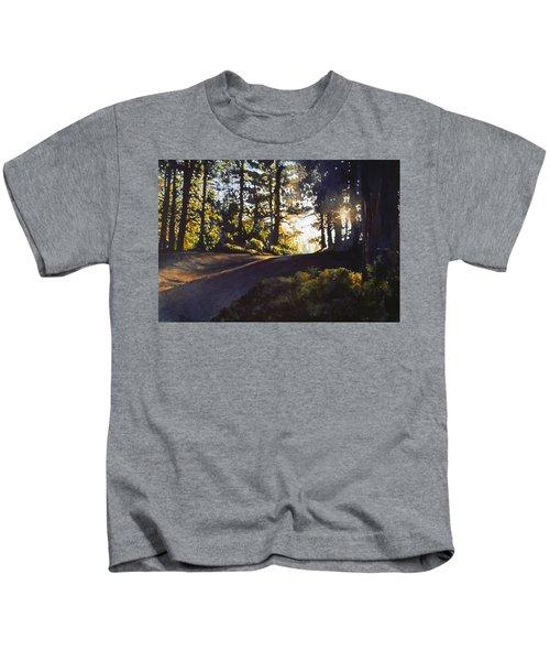 The Long Way Home Kids T-Shirt