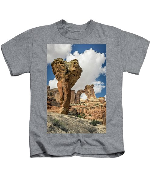 The Molar And Angel Arch Kids T-Shirt