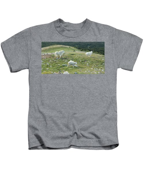 The Morning Herd Kids T-Shirt