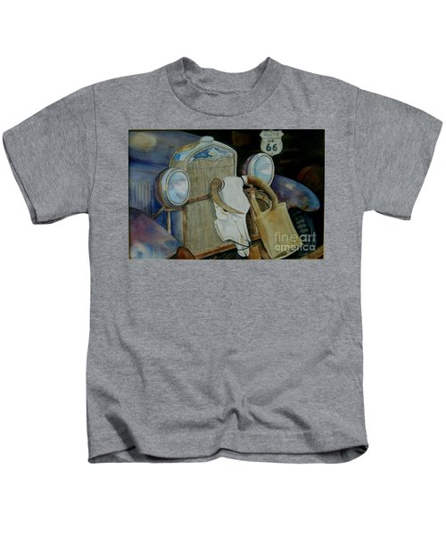 The Mother Road Kids T-Shirt