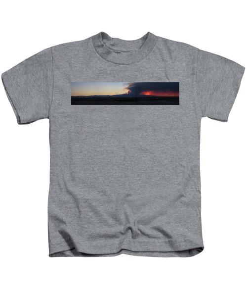 The Mount Charleston Fire Kids T-Shirt