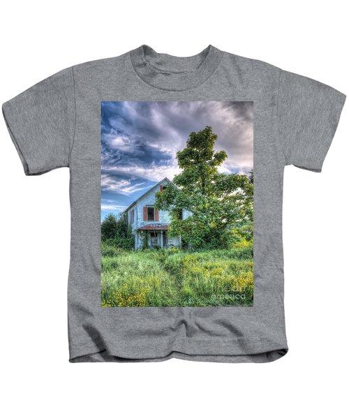 The Nathaniel White Farm House Kids T-Shirt
