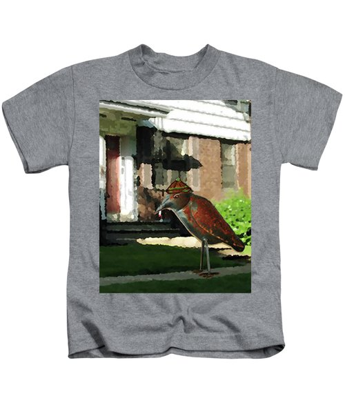 The Neighbor Lady Kids T-Shirt