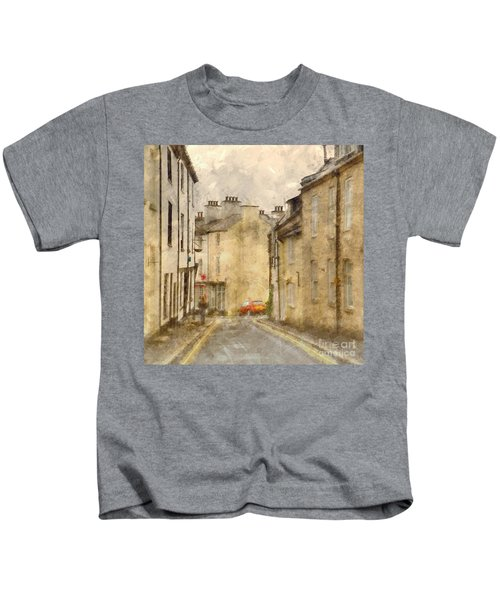 The Old Part Of Town Kids T-Shirt