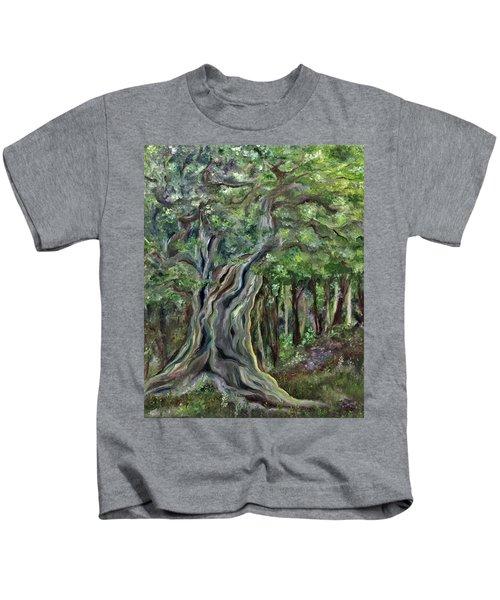 The Om Tree Kids T-Shirt