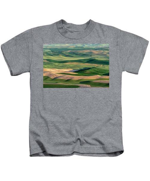 The Palouse Kids T-Shirt