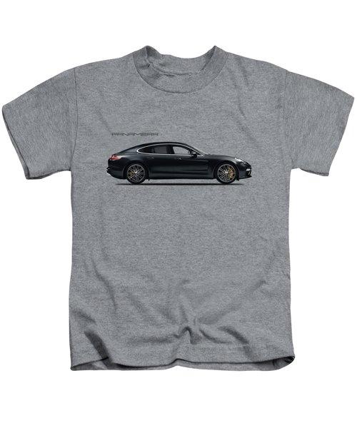 The Panamera Kids T-Shirt