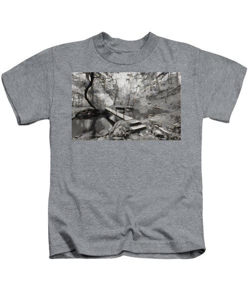 The Path To Nirvana Kids T-Shirt