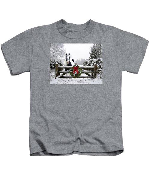 The Perfect Christmas Kids T-Shirt