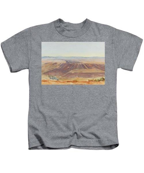 The Plains Of Nazareth Kids T-Shirt