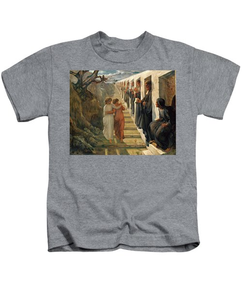 The Poem Of The Soul - The Wrong Path Kids T-Shirt