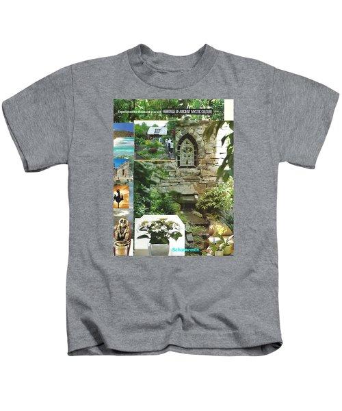 The Prayerful Garden Kids T-Shirt