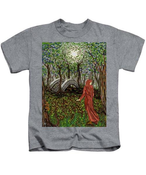 The Priestess Of Ealon Kids T-Shirt