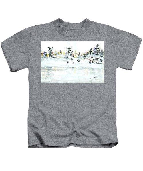 The Reflection Lake Kids T-Shirt