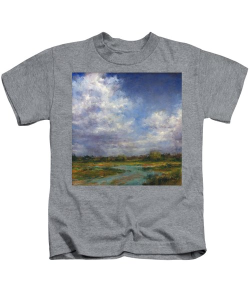 The Refuge In July Kids T-Shirt