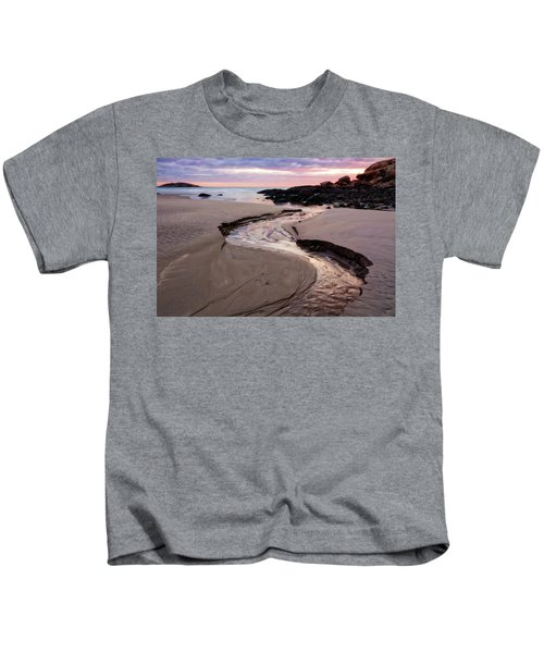 The River Good Harbor Beach Kids T-Shirt