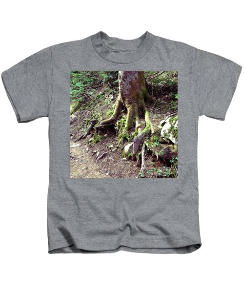 The Root Of The Matter Kids T-Shirt