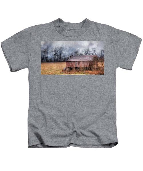 The Rural Curators Kids T-Shirt by Lori Deiter