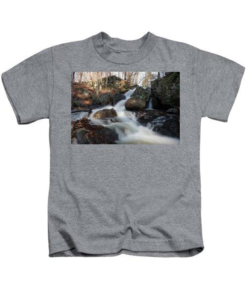 The Secret Waterfall 2 Kids T-Shirt