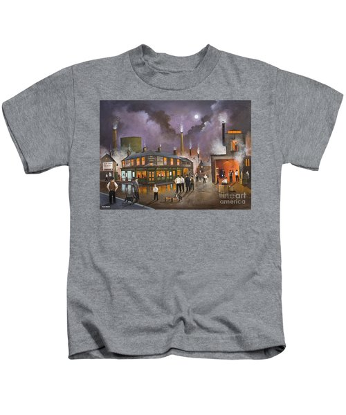 The Selby Boys Kids T-Shirt
