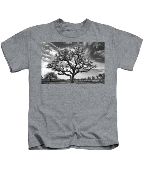 The Sentinel Bw Kids T-Shirt