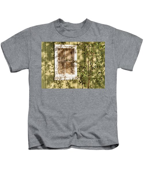 The Shed Window Kids T-Shirt