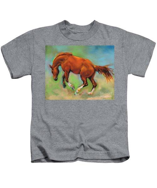 The Sheer Joy Of It Kids T-Shirt