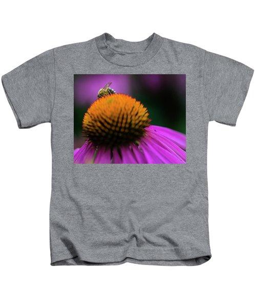 The Shy Bee Kids T-Shirt
