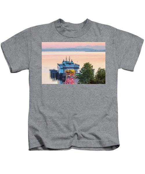 The Six O'clock Ferry Kids T-Shirt