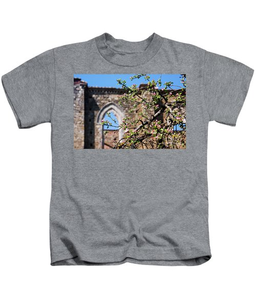 The Sky As A Roof Kids T-Shirt