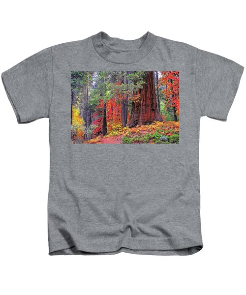 The Small And The Mighty Kids T-Shirt