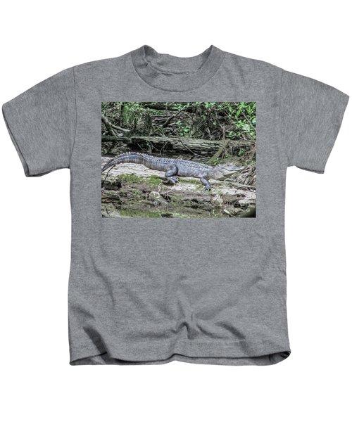 The Smiling Gator Kids T-Shirt