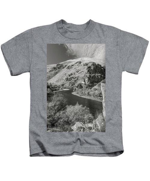 South Fork Boise River 3 Kids T-Shirt