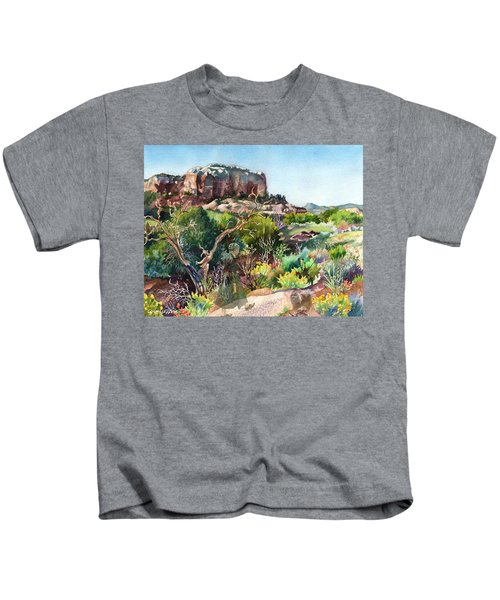 The Spirit Of Ghost Ranch Kids T-Shirt