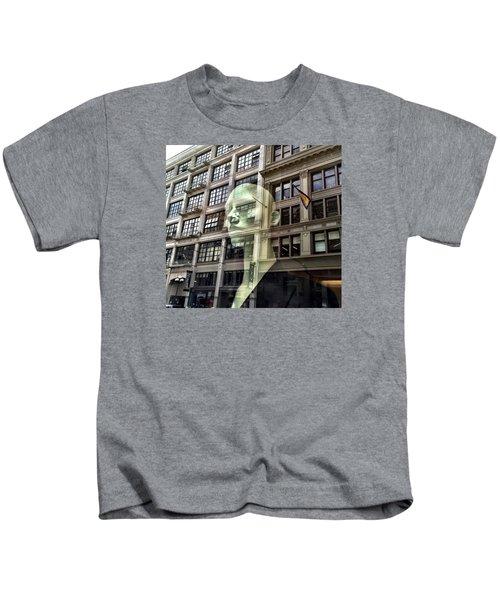 The Spirit Of San Francisco Kids T-Shirt