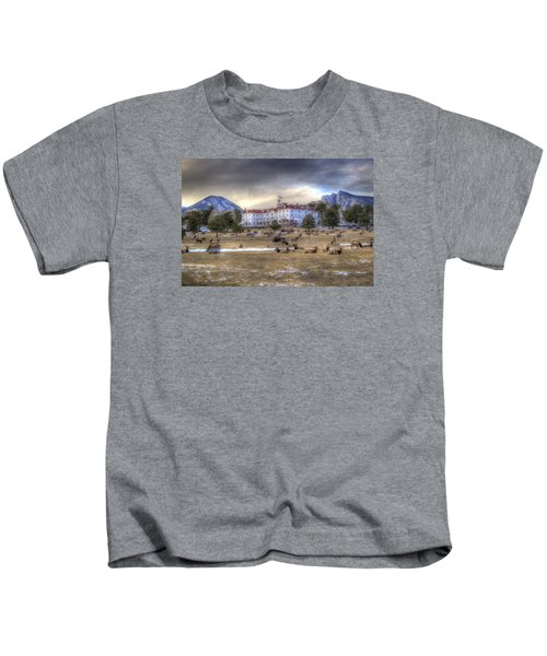 The Stanley With Elk Kids T-Shirt