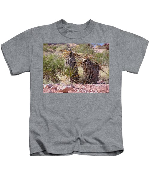 The Survivors At Red Rock Kids T-Shirt