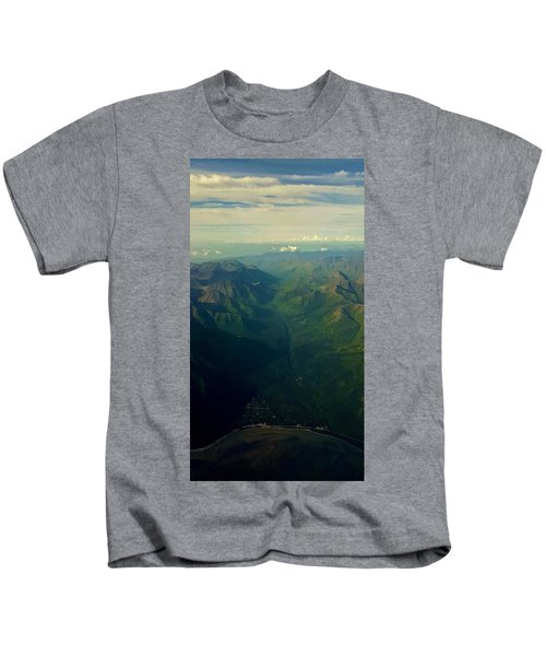 The Valley  Kids T-Shirt