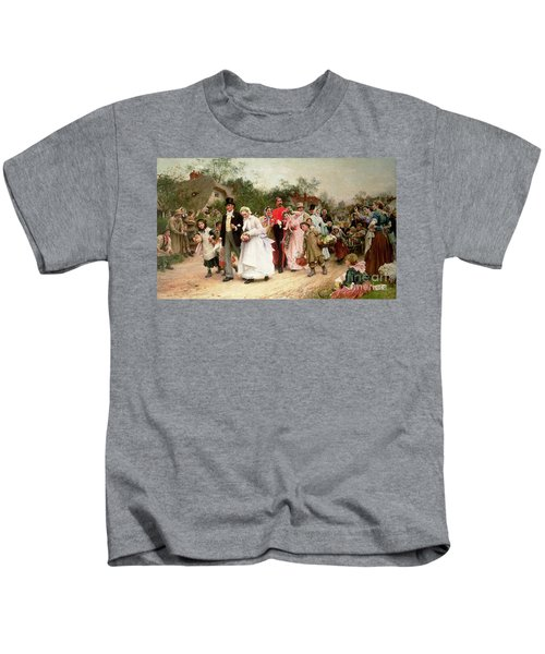 The Village Wedding Kids T-Shirt