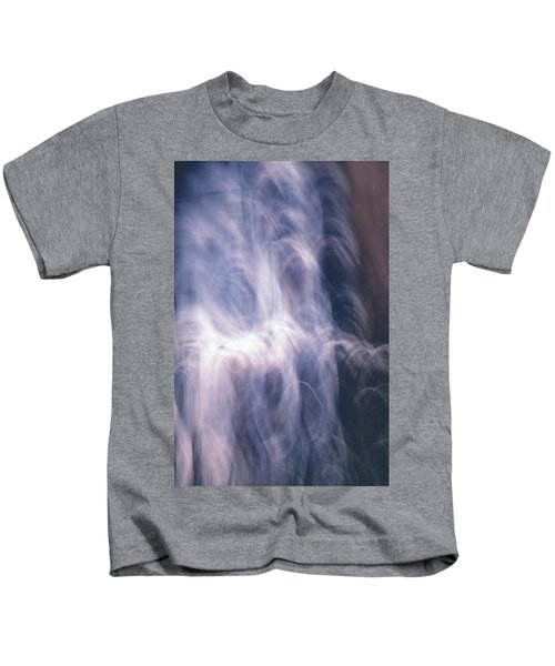 The Waterfall Of Emotion Kids T-Shirt