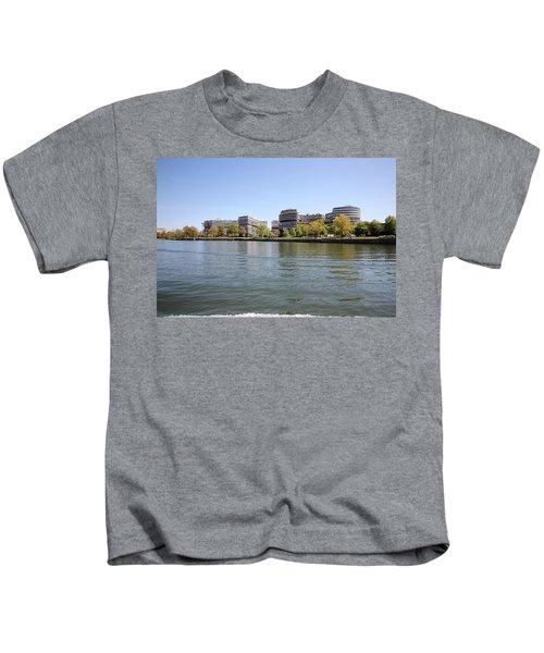 The Watergate Complex Kids T-Shirt