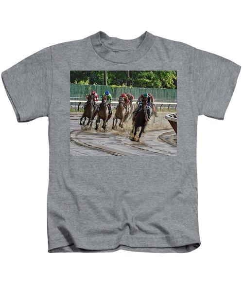 Diversify Winning The Whitney 2018 Kids T-Shirt