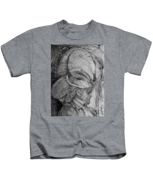 The Wizard Of Earth-sea Kids T-Shirt
