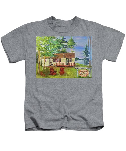 The Young's Camp Kids T-Shirt