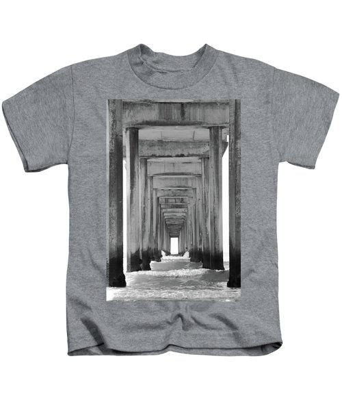 Think Outside Of The Box Kids T-Shirt